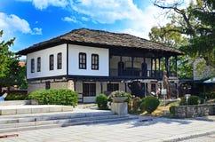 Museumshaus, Bulgarien lizenzfreie stockfotos