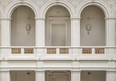 Museumsinnenraum Stockfoto