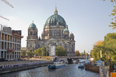 The Museumsinsel in Berlin Stock Photos