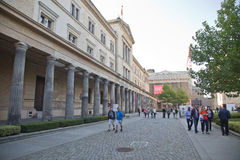 The Museumsinsel in Berlin Royalty Free Stock Image
