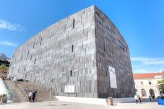 MuseumsQuartier, Museumsplatz, вена Стоковое Изображение RF