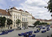 MuseumsQuartier, Vienna Royalty Free Stock Photos