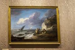 Museumtentoongesteld voorwerp in Chester England stock fotografie