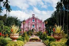 Museumvilla Escudero, San Pablo, Filippinerna Fotografering för Bildbyråer