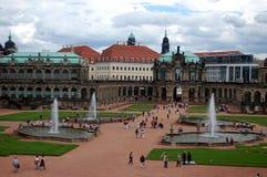 museumzwinger Fotografering för Bildbyråer