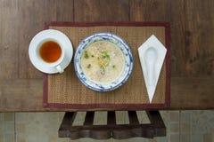 Mush breakfast Royalty Free Stock Image