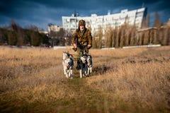musher Στοκ φωτογραφίες με δικαίωμα ελεύθερης χρήσης