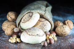 Mushroom Cookies Stock Photo