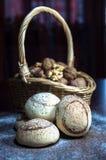 Mushroom Cookies Royalty Free Stock Photos