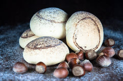 Mushroom Cookies Royalty Free Stock Images