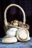 Mushroom Cookies Royalty Free Stock Image