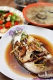 Mushroom Fish Stock Image
