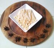 Mushroom. Is food for health royalty free stock photos