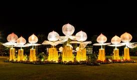 Mushroom light Royalty Free Stock Images