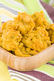 Mushroom Pakora Stock Image