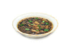 Mushroom soup. Royalty Free Stock Photos