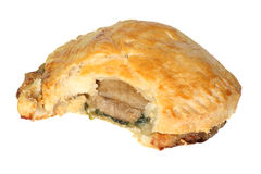 Mushroom and stilton wellington Royalty Free Stock Photo