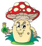 Mushroom theme image 5 Stock Photos