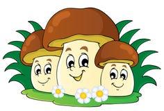 Mushroom theme image 7 Royalty Free Stock Photo