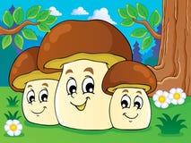 Mushroom theme image 8 Stock Photos