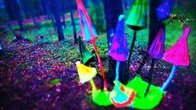 Mushroom trip VJ loop