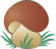 Mushroom1 illustration libre de droits