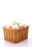 Mushrooms champignons Royalty Free Stock Photo