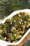 mushrooms oyster стоковое фото
