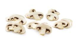 Mushrooms (path) Stock Image