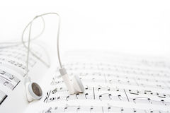 Music Stock Photo