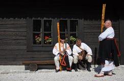 Music , Cicmany , Slovakia royalty free stock photography