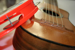 Music. Instruments Stock Images