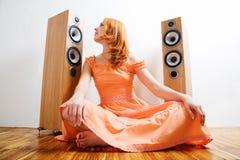 Free Music! Royalty Free Stock Image - 5766126