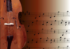 Music. This image is a  illustration and can be scaled to any size without loss of resolution. This image will download as an EPS file. You will need a  editor Royalty Free Stock Image