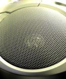 Music. Radio speakers Royalty Free Stock Image