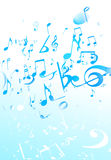 Music Abstract background Royalty Free Stock Images