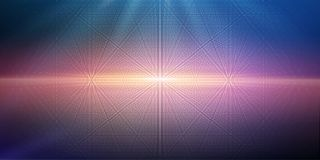 Music abstract background blue. Eps10 vector illustration. Stock Illustration