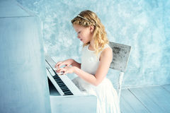 Music academy Royalty Free Stock Photo