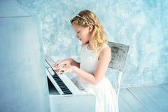 Music academy Royalty Free Stock Photo