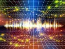 Music Analyzer Royalty Free Stock Images