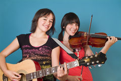Music And Fun Royalty Free Stock Image