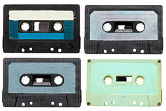 Music audio tape vintage Stock Image