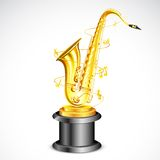 Music Award Stock Photo
