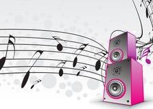 Music background royalty free illustration