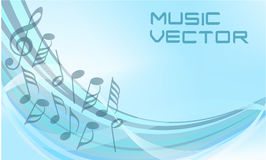 Music  background Stock Photo