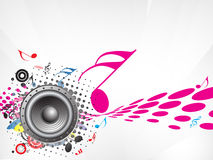 Free Music Background Stock Photo - 4570420
