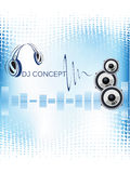Music background concept Royalty Free Stock Photo