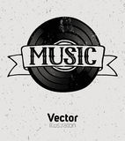 Music background concept Stock Image