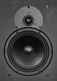 Music background - loudspeaker Royalty Free Stock Photos