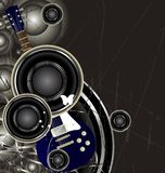 Music background - Vector Stock Images